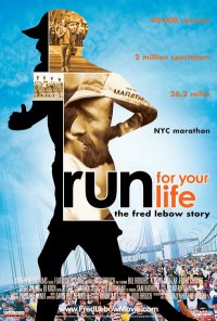 Run For Your Life DVD Jacket