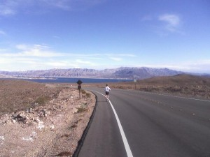 Coming back to Lake Mead