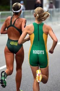 Triathlon Runners
