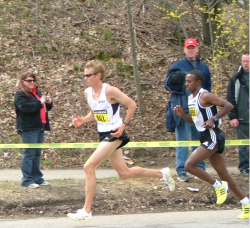 2008 Boston Marathon - Ryan Hall