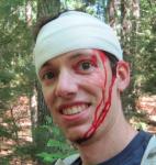 Bandaged Head