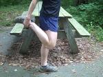 Stretching Quadriceps