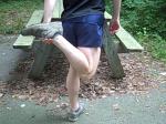 Stretching Quadriceps (better)