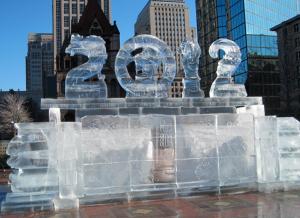 2012 Ice Sculpture